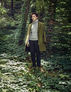 Yeo Jin Goo Exudes Charisma for Vogue Magazine   Koogle TV