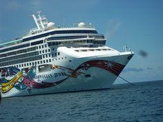Norwegian Jewel 2012 to the Bahamas