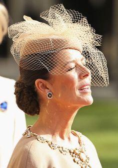 HRH Princess Caroline of Hanover, Hereditary Princess of Monaco in Chanel