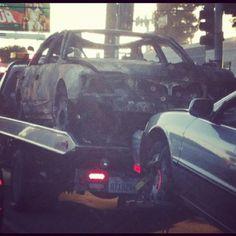 Had a bad day? #wreck #carwreck #snapshot