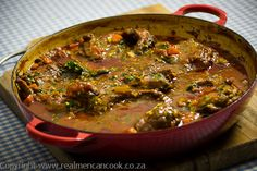 Osso Buco real men can cook Wine Recipes, Beef Recipes, Recipies, Healthy Recipes, Crock Pot Slow Cooker, Beef Dishes, Fabulous Foods, Real Men, Steaks