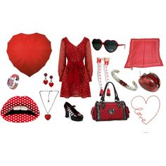Valentine's Day, created by loreanh.polyvore.com