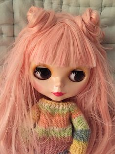 my first Blythe (factory)