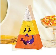 LED Candy Corn Decoration Halloween Holiday & « Delay Gifts