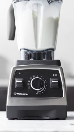 How to Make Batters and Pancakes in Your Vitamix Blender
