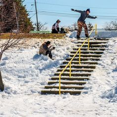 You can watch @riley_nickerson's Full Part in the new @686 movie #686seconds on #TWSNOW(dot)com now! Photo: Annie Mac