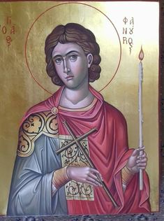 Byzantine Icons, Orthodox Icons, Saints, Religion, Greek, Princess Zelda, Fictional Characters, Fresco, Greek Language