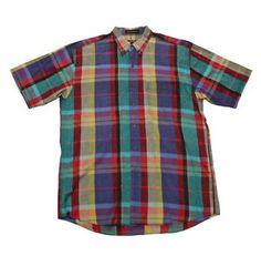 573ac488 Eddie Bauer Men's 100% Cotton Regular Short Sleeve Sleeve Button-Front  Casual Shirts | eBay