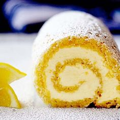 15 Luscious Lemon Desserts, yum...