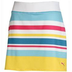 Puma golf skirt.