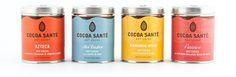 Santé Hot Cocoa — The Dieline - Package Design Resource