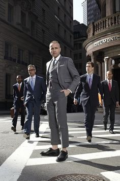 """""""I wish more Americans had the confidence that European men have about dressing."""" -Thom Browne"""