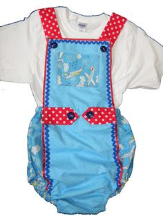 Hey, I found this really awesome Etsy listing at… Baby Costumes For Boys, Boy Costumes, Baby Overalls, Baby Boy Romper, Baby Dress Clothes, Boy Dress, Plastic Pants, Baby Boy Outfits, Home