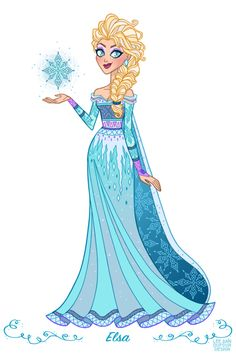 Elsa By Lee Ann DuFour Design