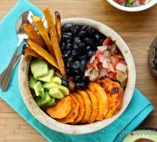 Vegan Cuban Bowl | The Sweet Life