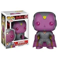 Vision Funko Pop Marvel Avengers Age Of Ultron