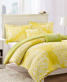 Harmony 5 Piece Comforter and Duvet Cover Sets - Bedding Collections - Bed & Bath - Macy's