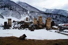 Ushguli, el corazón del Caucaso