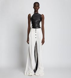 Fashion Pants, Fashion Models, Fashion Outfits, Project Runway, Miami Fashion, High Fashion, Mens Fashion, Tuxedo Pants, Swag Outfits For Girls