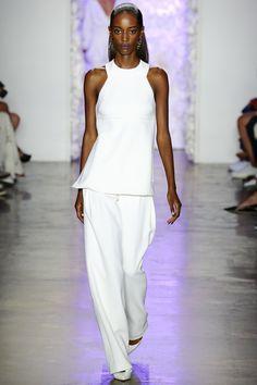 Cushnie et Ochs Spring 2016 Ready-to-Wear Fashion Show - Cindy Bruna