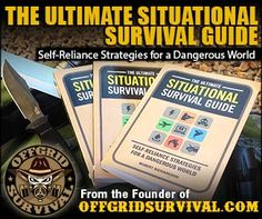 An online resource for survival information. From wilderness and urban survival to emergency preparedness and off grid living, we provide you with the knowledge you need to survive in any situation. Survival Books, Survival Prepping, Emergency Preparedness, Survival Gear, Survival Skills, Survival Quotes, Hurricane Preparedness, Survival Tattoo, Survival Backpack