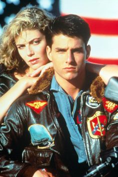 25 Iconic Movie Couples - Charlie & Maverick - Top Gun - Page 3 | Latest Lifestyle Picture Galleries | Marie Claire