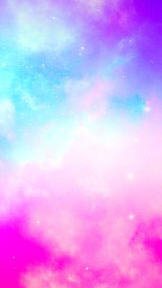 * Aquarelle Cute Galaxy Wallpaper, Rainbow Wallpaper, Star Wallpaper, Pink Wallpaper Iphone, Purple Wallpaper, Colorful Wallpaper, Cellphone Wallpaper, Aesthetic Iphone Wallpaper, Cool Wallpaper