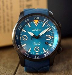 Introducing the Gavox Avidiver - WristWatchReview.comWristWatchReview.com