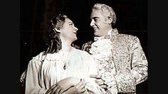 """MARIO DEL MONACO & RENATA TEBALDI"""" Vedete, io son fedele"""" Manon Lescaut"""