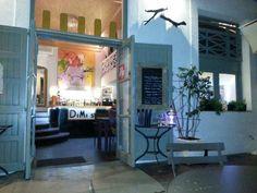 DiMi's - fusion tapas bistro - Carrer Venda des Poble, 07814 Santa Gertrudis - +34 971 19 73 87 - Thu - Sun: 1:00 pm - 11:00 pm