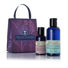 Relax and unwind with the soothing aromatic scent of English Collection contains: English Lavender Bath & Shower Gel & English Lavender Body Lotion Organic Beauty, Organic Skin Care, Lavender Body Lotion, Neals Yard Remedies, Shower Gel, Bath Shower, Organic Lifestyle, Perfume Bottles, Neal's Yard