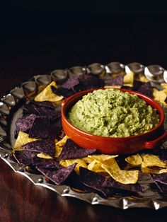 Although I have called this incredible dip roquamole, I think it may be better…
