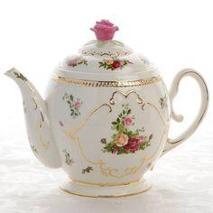 Tea pot or cookie jar?