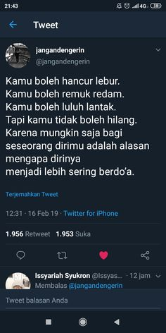 Idolakuuuu yang suka nulis quotes keren #jangandengerin #quotes Study Quotes, Book Quotes, Words Quotes, Me Quotes, Motivational Quotes, Tweet Quotes, Message Quotes, Reminder Quotes, Self Reminder