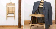 silla,respaldo de percha