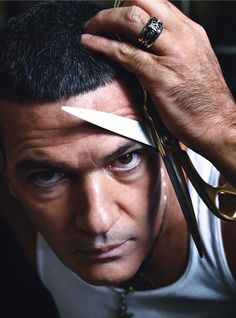 Antonio Banderas in 'Best Performances' 2012 by Mario Sorrenti for W Magazine February 2012 Interview With The Vampire, Celebrities Then And Now, Mario Sorrenti, Top Photographers, Hollywood Star, People Photography, Edgy Photography, Portrait Photography, Matthew Mcconaughey