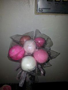 Cakepops ... yummy !