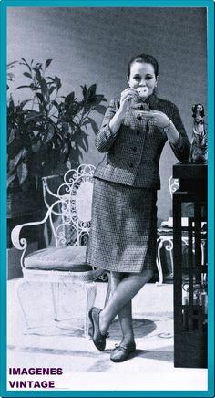 Lidia Satragno,alias Pinky periodista, política, actriz, modelo y conductora televisiva argentina,