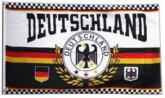"""Tolle Fanartikel zur Weltmeisterschaft, wie """"XXL Flagge Fahne Fanflagge Deutschland 7 150 x 250 cm"""" jetzt hier anschauen: http://fussball-fanartikel.einfach-kaufen.net/flaggen-wimpel/xxl-flagge-fahne-fanflagge-deutschland-7-150-x-250-cm/"""