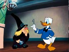 ▶ Disney Chanel Donald Duck Trick Or Treat Walt Disney full cartoon movie - YouTube,  I loved the song, Trick or Treat!