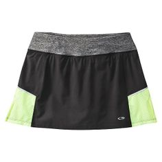 Update her running wardrobe with something girlie that does the job: a running skirt like the C9 by Champion Premium Skort ($13-$27), which flatters hips and thighs and is perfect for running, tennis, cycling, and any of her other exercise obsessions.