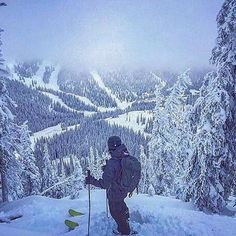 Hello, #winter. You're looking beautiful. Experience @whitewaterskiresort this winter. Season officially opens December 5, 2015. start planning your trip. www.nelsonkootenaylake.com