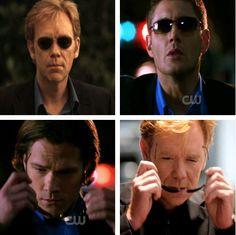 [SET OF GIFS] Oh my gosh.  CSI: Miami vs. 5x08 Changing Channels.  JUST CLICK IT.