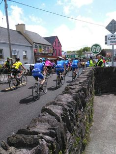 Ring of Kerry Charity Cycle 2015 #Sneem