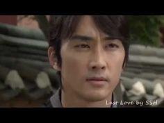 마지막 사랑 [Last Love ] by Song Seung Heon [Time Slip  Dr.jin OST]