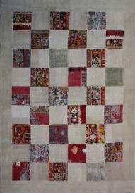Anatolian Carpet Patchwork