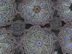 Flower scarf chanelke.canalblog.com