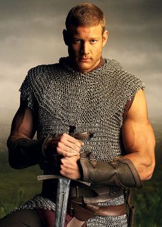 Tom Hopper- Sir Percival in Merlin Tom Hopper, It's Over Now, Knight In Shining Armor, Bbc Tv, Black Sails, Hottest 100, Character Inspiration, Character Ideas, Fangirl