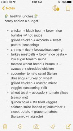 Recipes example note 8760000682 - Super recipe concept to think about.Healthy Recipes example note 8760000682 - Super recipe concept to think about. Healthy Meal Prep, Get Healthy, Healthy Life, Healthy Snacks, Healthy Living, Healthy Recipes, Eating Healthy, Healthy College Diet, Eating Vegan