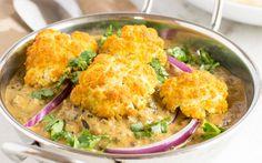 Roasted Cauliflower Curry [Vegan] | One Green Planet